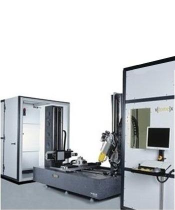高精密微/奈米CT系統