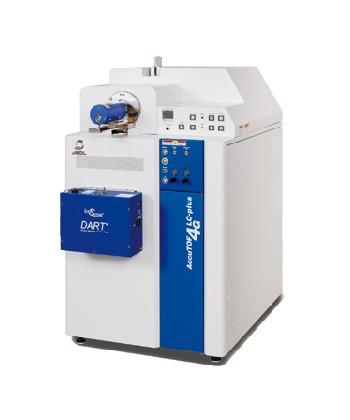 大氣游離高解析質譜儀 DART-TOF