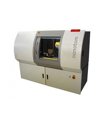 高對比奈米焦點CT系統 X-Ray Image