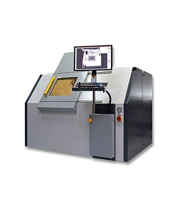 微米級高解析度自動檢測系統 X-Ray Image
