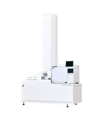 高解析氣相層析飛行時間質譜儀 GC-TOF