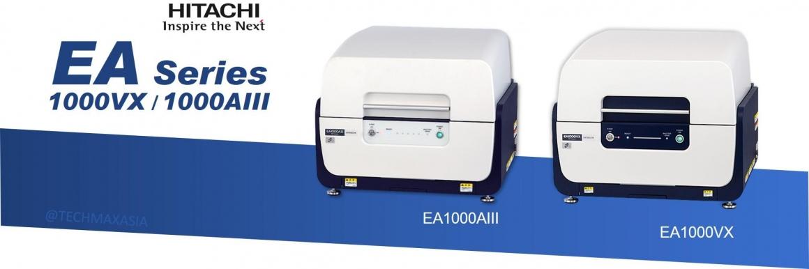 日立_XRF螢光分析儀_EA系列