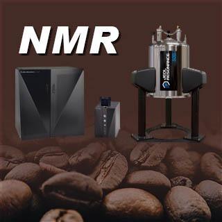 <b>核磁共振-NMR</b> 臺灣食品藥物管理署FDA公告利用NMR檢驗咖啡豆方法|科邁斯集團