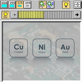 <b>X-ray螢光-XRF</b> EA1000 AIII/VX EA1200VX 多功能XRF作為Cu/Ni/Au銅鎳
