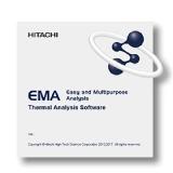 "<b>熱分析-EMA</b> 最新熱分析軟體""EMA"" -更便捷的條件設置 更高效的分析效率"