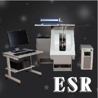 <b>電子自旋-ESR</b> ESR在感光高分子材料上的應用