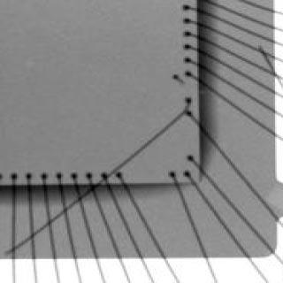 <b>X-ray影像</b> 穿透式X-Ray實現IC封裝中之自動化焊線缺陷分析