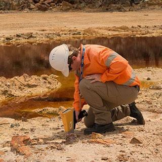 <b>X-ray螢光-XRF</b> 底泥中有害重金屬快篩-降低生活品質危害篇