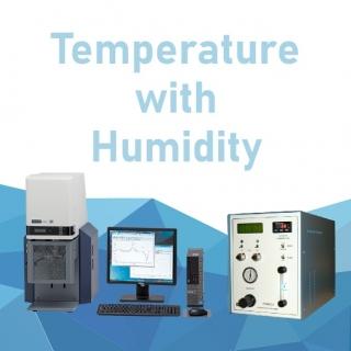 <b>熱分析-TA</b> 熱分析法結合溼度控制 - 介紹及應用