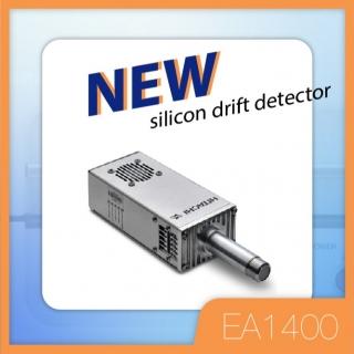 <b>X-ray螢光-XRF</b> EA 1400的新型檢測器SDD跟傳統XRF檢測器SDD的巨大差異