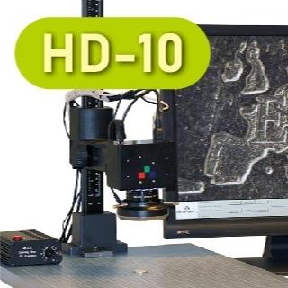 科技新知-高畫質光學實體顯微鏡HD10