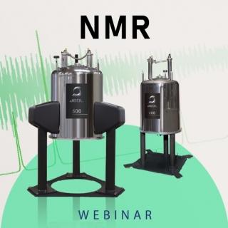 <b>原廠直播</b> 高分子、電池材料應用:NMR核磁共振儀應用擴散實驗分析分子/離子的運動